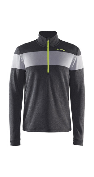Craft Spark sweater Heren grijs